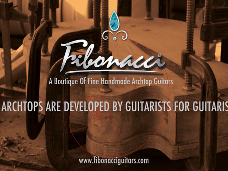 FIBONACCI ARCHTOPS ARE DEVELOPED BY GUITARISTS FOR GUITARISTS!