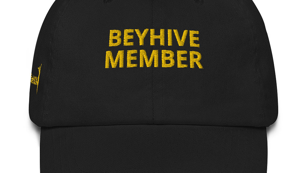 Dad hat - KenYUCK Beyhive Member, Back view Beyhive is Live