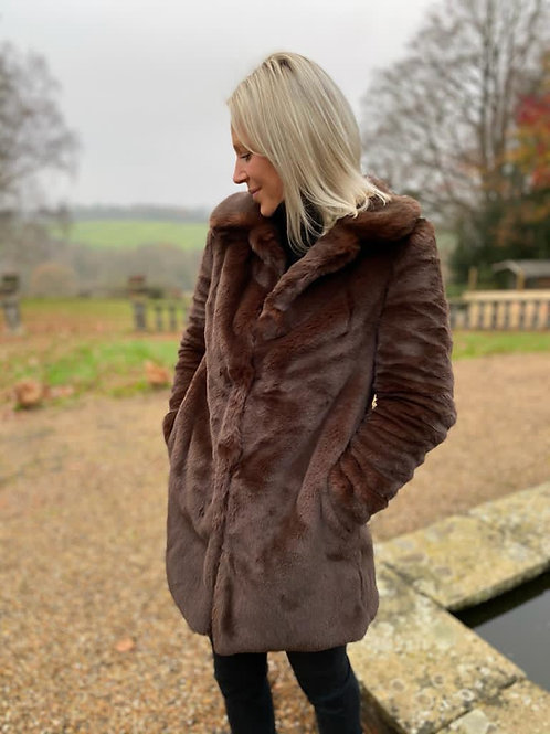 Diffusion Chocolate Cosy Coat