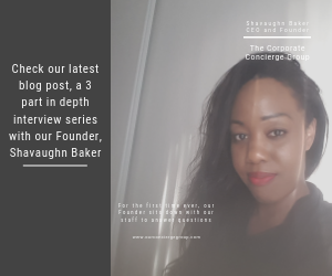 Meet our CEO and Founder Shavaughn Baker