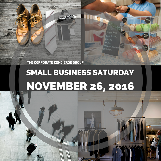 """How your small business can gear up for """"Small Business Saturday"""""""
