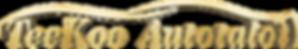 Teekoo Autotalot logo