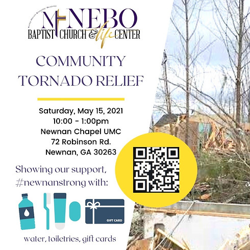 Community Tornado Relief