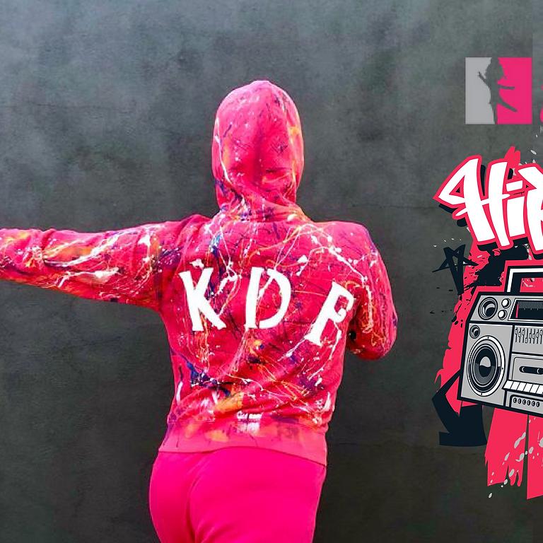 Hip Hop for Kids - Outdoor Summer Camp