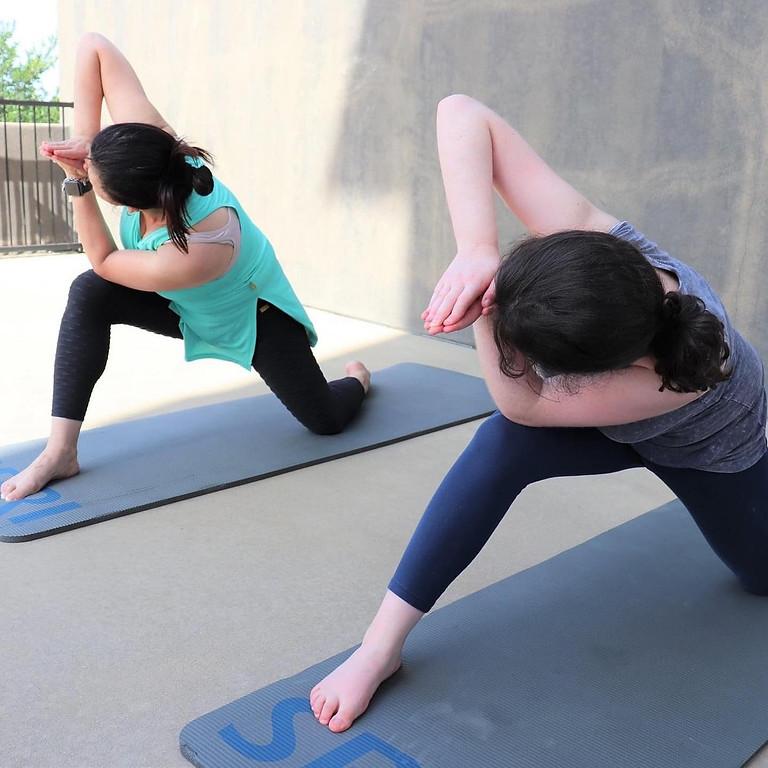 Private Outdoor Yoga Classes