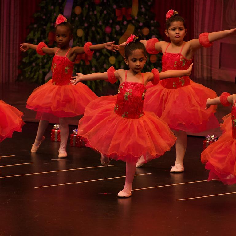 Online Ballet Class - Registration