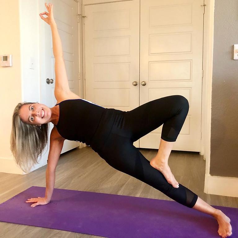 Home Private Yoga Class