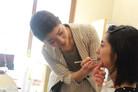 ことしごとテラス YUKINO先生の ママのためのメーク講座&おしゃべり会