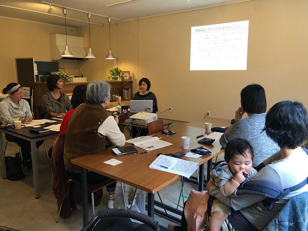 チャレンジャー学習会⑤ よろず支援拠点くまもとコーディネーター西田ミワさんに学ぶ「広報戦略」