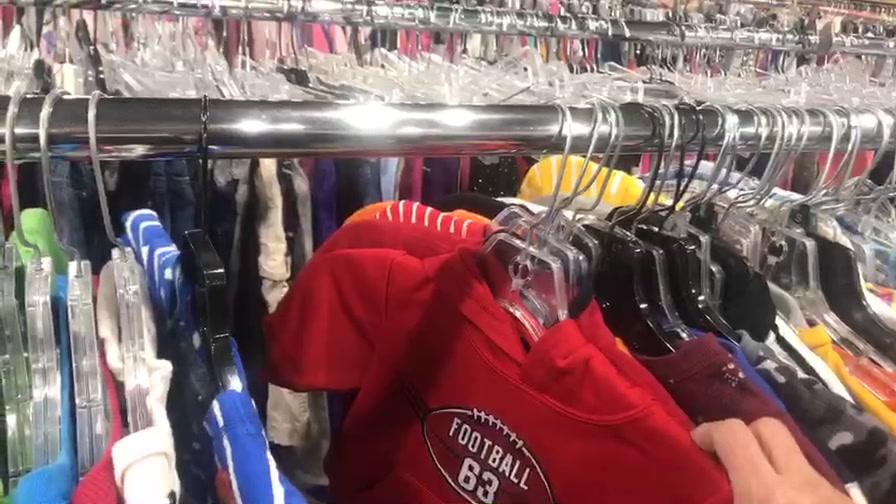 ALERT!! Kids Clothes, Shoes & Toys Sale, THURSDAY, January 31st! #kidsclothes #kidsshoes #kids #dallas #sale #clothes #deals #bargain #thriftstorefinds #thriftgiant