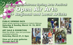 2015 March - Open Air Arts
