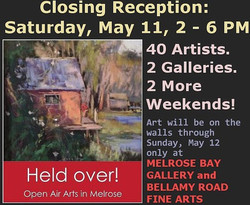 2019 May - Open Air Arts Holdover