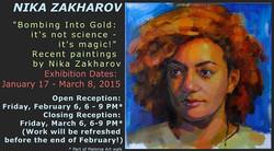 2015 January - March - Nika Zakharov