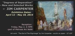 2014 April & May - Jim Carpenter