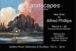 2021 March - Alfred Phillips Landscapes
