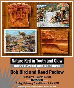 2016 February & March - Bob Bird & Reed Pedlow