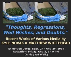 2014 September - Kyle Novak & Matthew W. Whithead