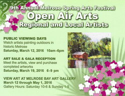2016 March - May - Open Air Arts
