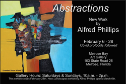 2021 February - Alfred Phillips Abstractions