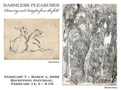 2009 February & March - Harmless Pleasures