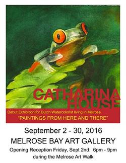2016 September - Catharina House