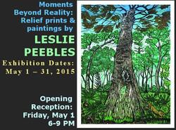 2015 May - Leslie Peebles