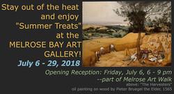 2018 July - Summer Treats