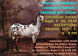 2018 September - Ranch Show