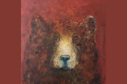 Bear Stare 2x3