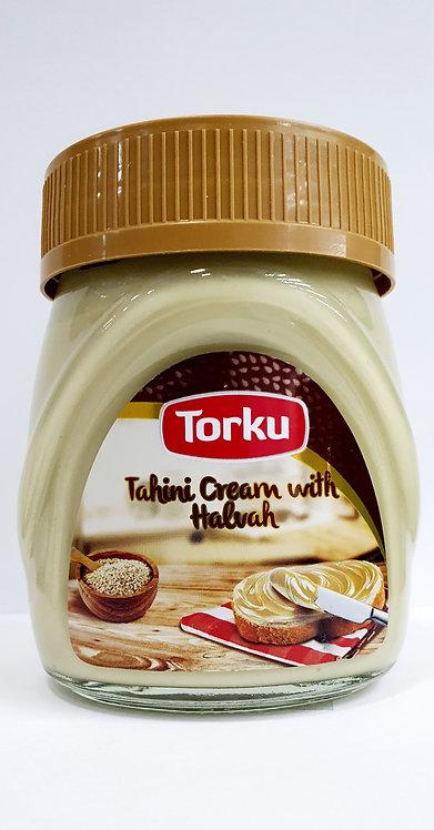Crema Tahine con Helva ( Nutella) 370 gramos