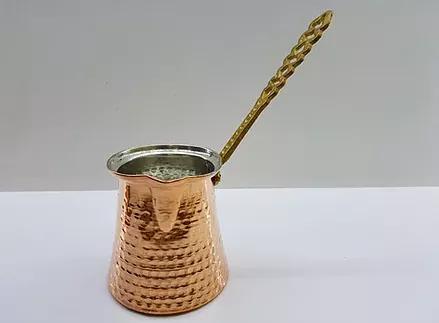 CAFETERA TURCA CEZVE COBRE 300 ML