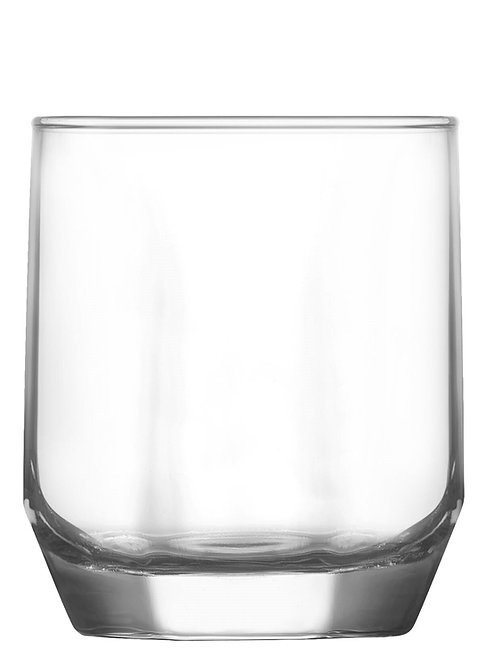 VASO WHISKY Y AGUA DIAMOND 215 CC
