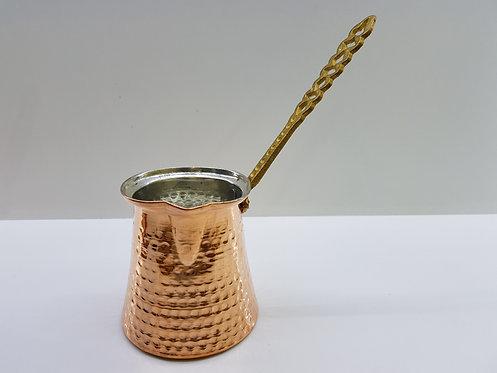 CAFETERA TURCA  CEZVE COBRE 150 ML