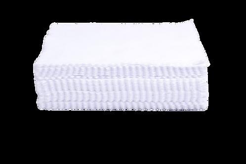 Pack com 100 Flanelas Microfibra Acetinada Top 14x14