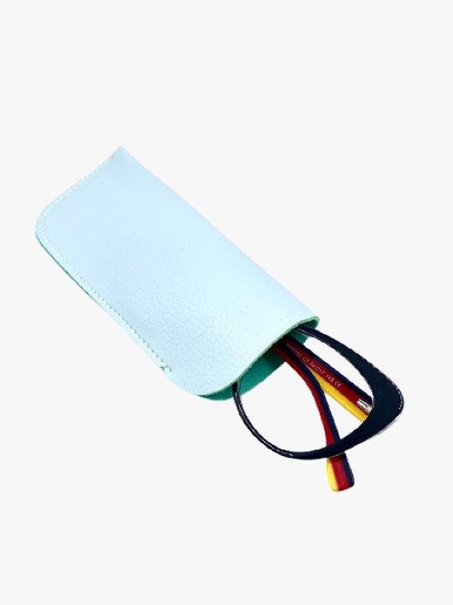 20 Porta-Óculos em Couro Ecológico mod Soft Color