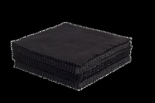 Pack com 100 Flanelas Em Poliester Top Tamanho Padrão Importada 10x15