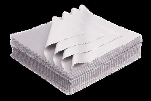 Pack com 300 Flanelas Microfibra Acetinada Top 14x14