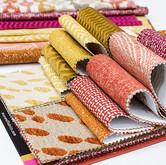 many fabric choices