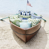 Pillows=new life for your sun room or patio