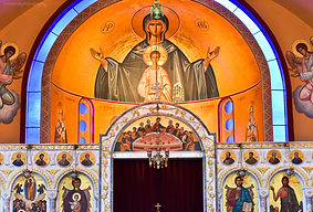 Assumption of the Virgin Mary Greek Church - Rhode Island