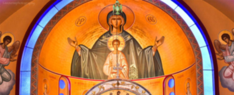Assumptin of the Virgin Mary