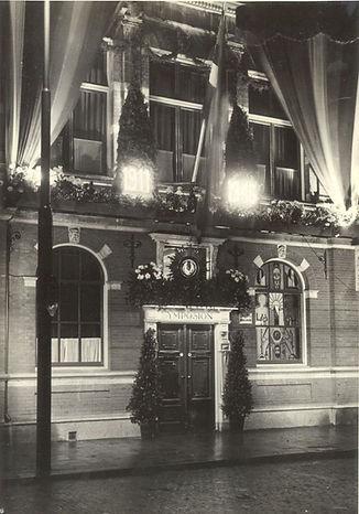 Oude Foto's - Het Symposion, 7e Lustrum