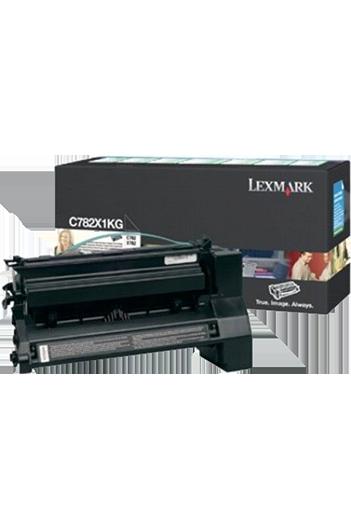 Lexmark C782X1KG טונר מקורי