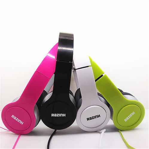 Raznik - אוזניות קשת מתקפלות