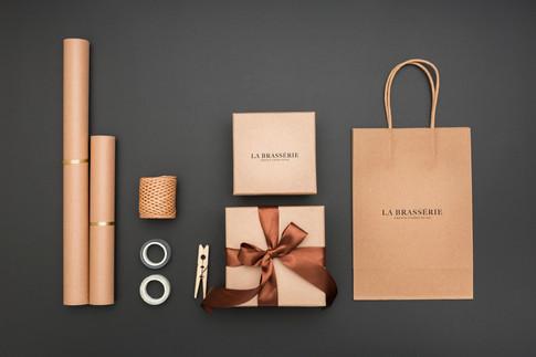 LA BRASSERIE -  Brand Kit