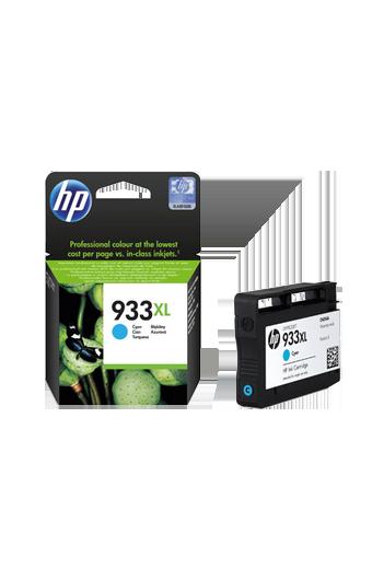 HP 933XL CN054AE ראש דיו כחול מקורי