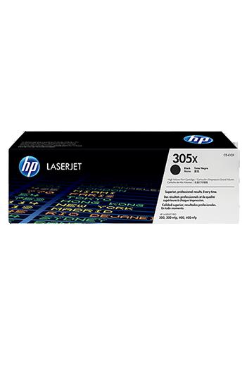 HP 305X Black Toner CE410X טונר מקורי