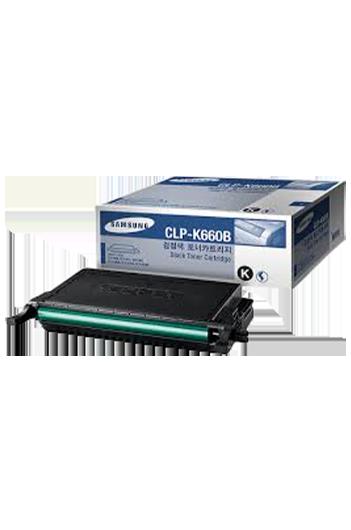 Samsung CLPK660B טונר מקורי