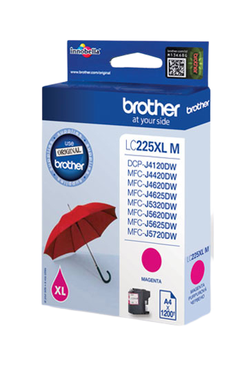 Brother LC-225XLM