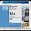 Thumbnail: HP 51X Q7551X  טונר מקורי